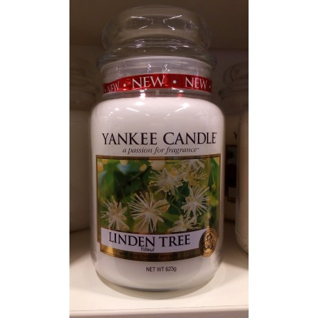 Yankee Candle Linden Tree
