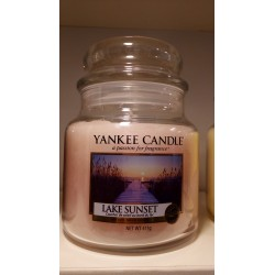 Yankee Candle Lake Sunset