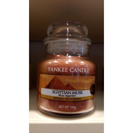 Yankee Candle Egyptian Musk