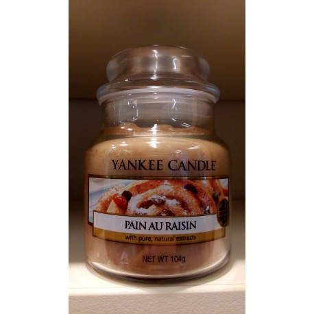 Yankee Candle Pain Au Raisin