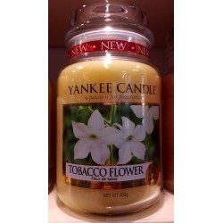 Yankee Candle Tobacco Flower