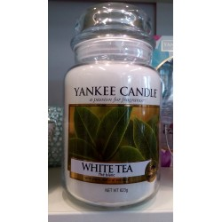 Yankee Candle White Tea