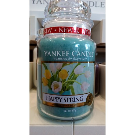 Yankee Candle Happy Spring